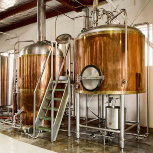 Commercial Beer Brewing System
