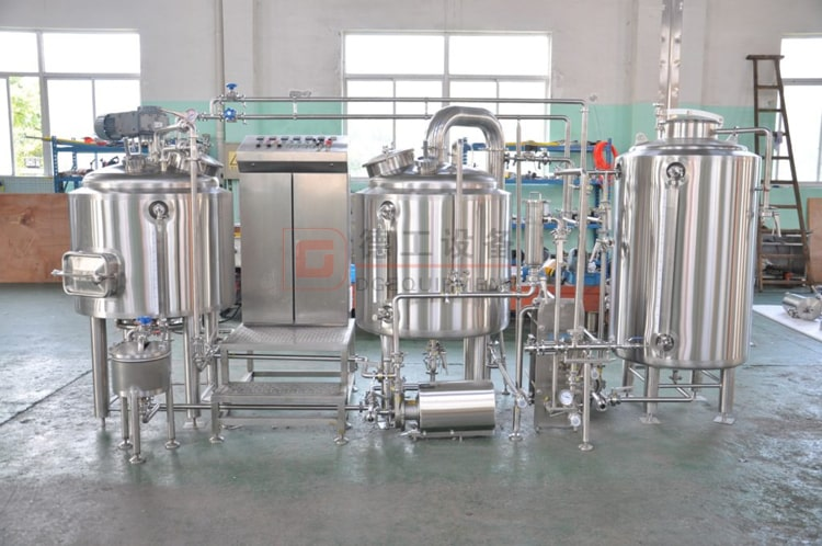 Micro beer equipment home brewing system