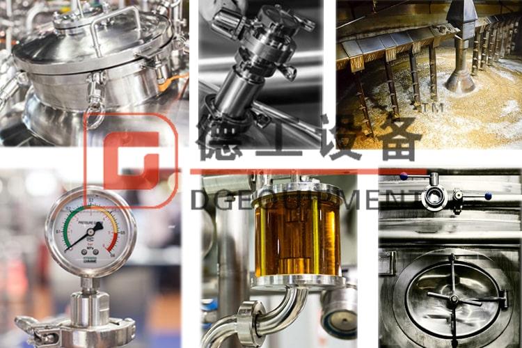 Steam Heated Beer Equipment