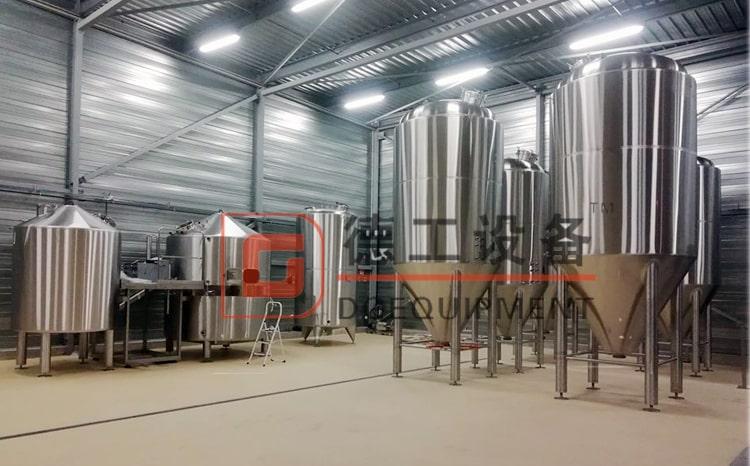 Craft Fermentation tanks