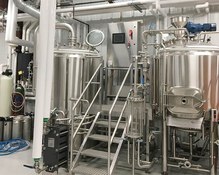 craft brewery systems