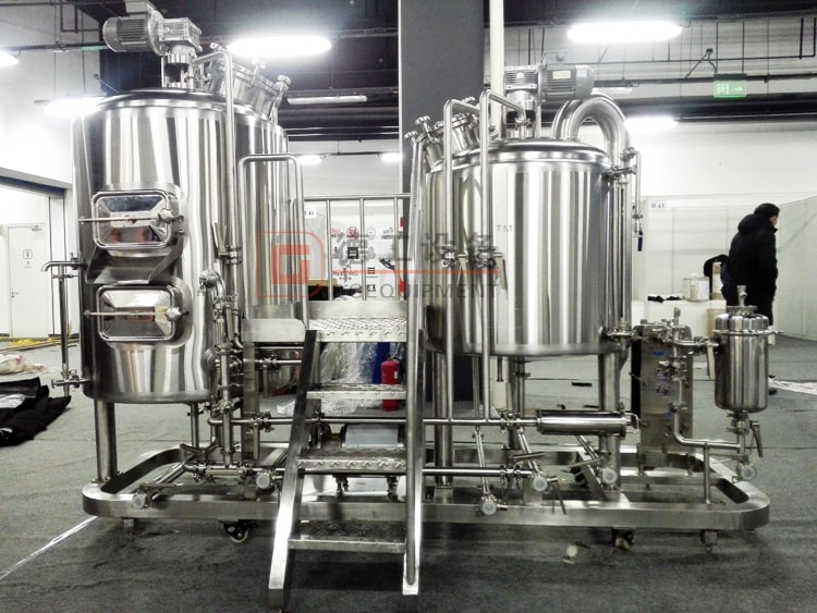 light/stout beer brewing system