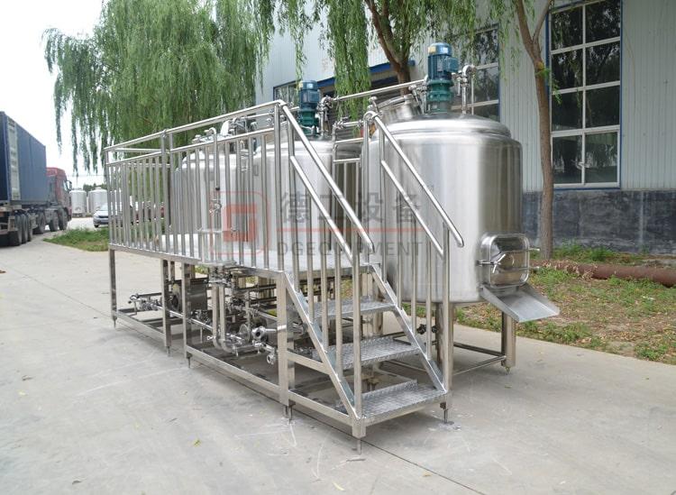 micro brew kit beer mashing system