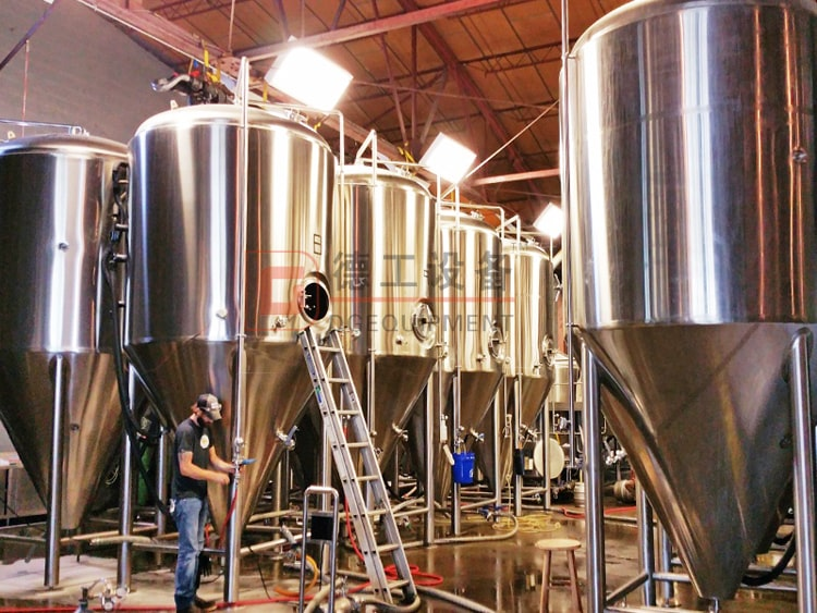 beer Unitank