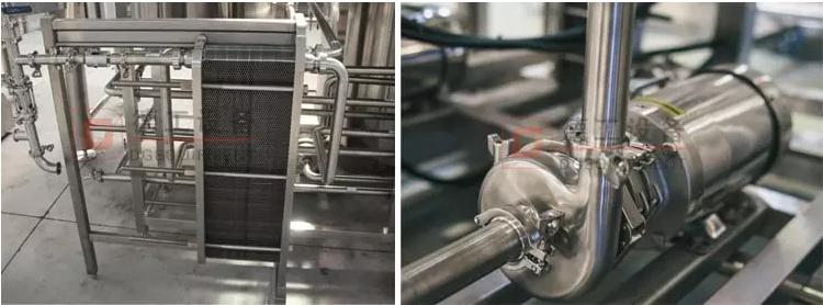 2000L beer equipment