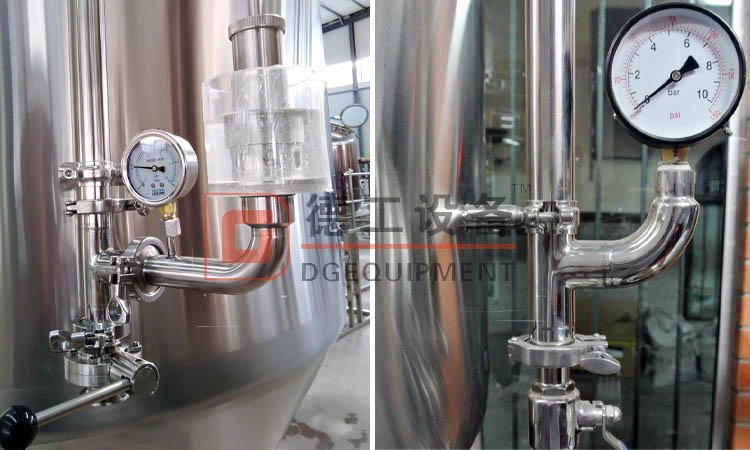1500L beer brewery equipment