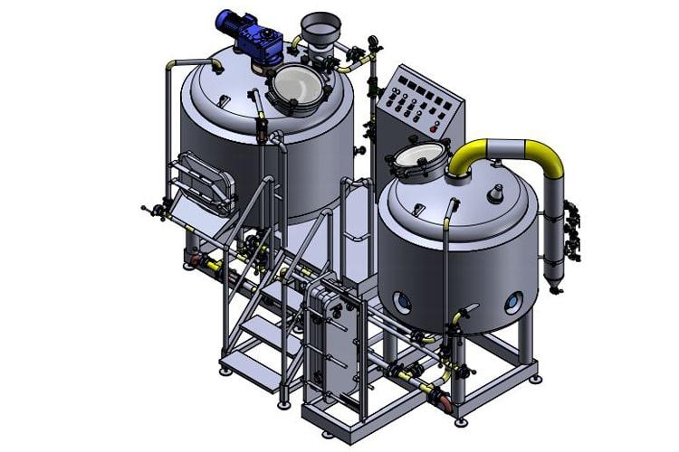 SUS beer brewing equipment