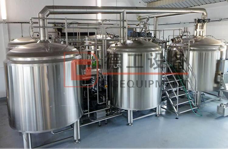 industrial beer brewery equipment