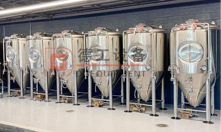 1500L beer brew equipment
