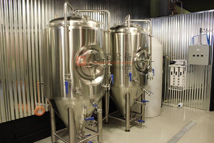 Micro fermentation tank