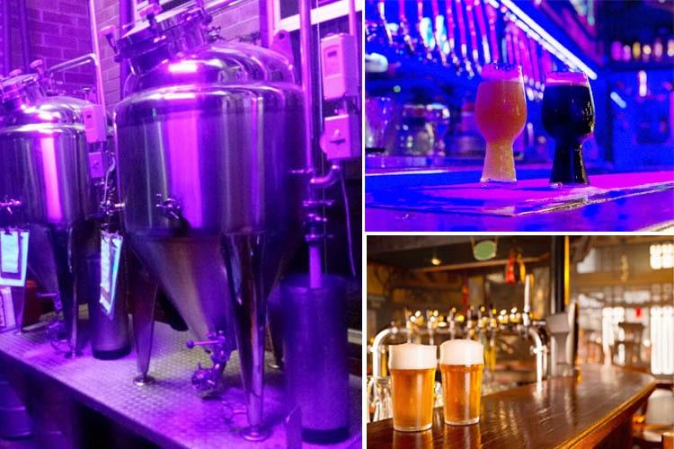 Nano brewhouse