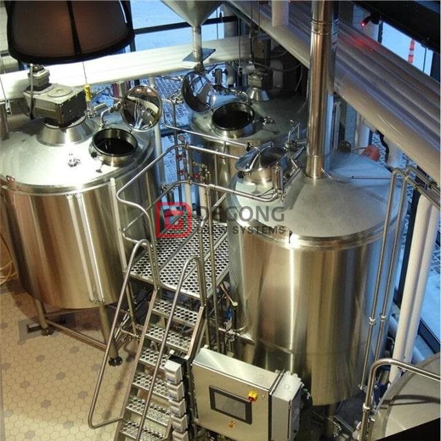 Équipement de bière 10HL 3 navires