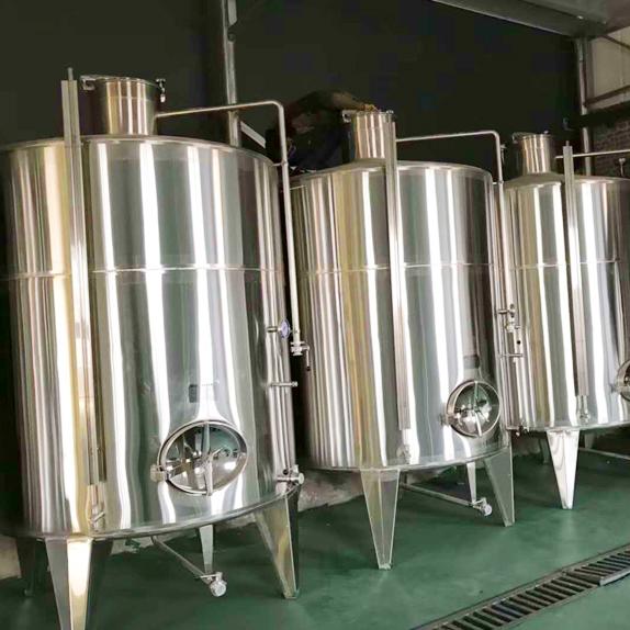 Nowość Zbiorniki ze stali nierdzewnej wino dla Europy rynku & 1000 Liter HH93