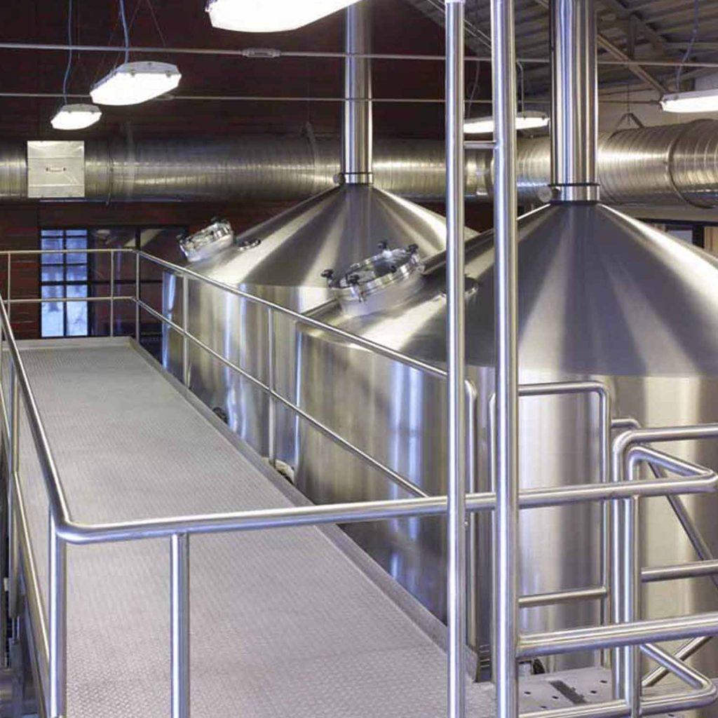 50BBL brouwerijmateriaal