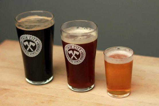 Bill in Twin City Brewing Co