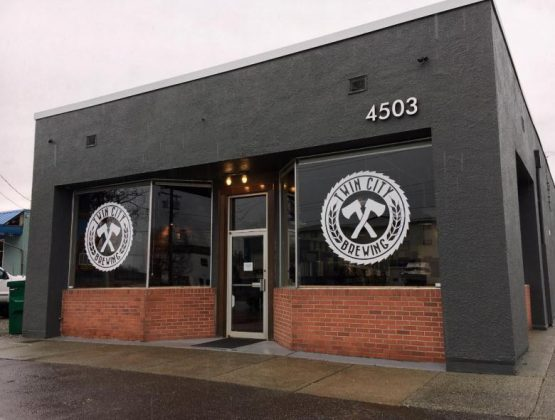 Twin City brewing welcome your visiting and taste beer.
