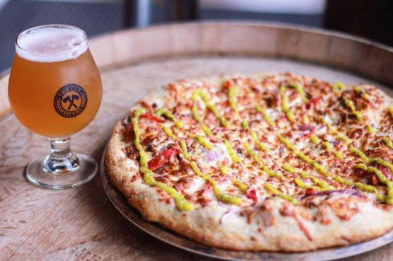 Part VI: what food match beer from Twin City Brewing Co