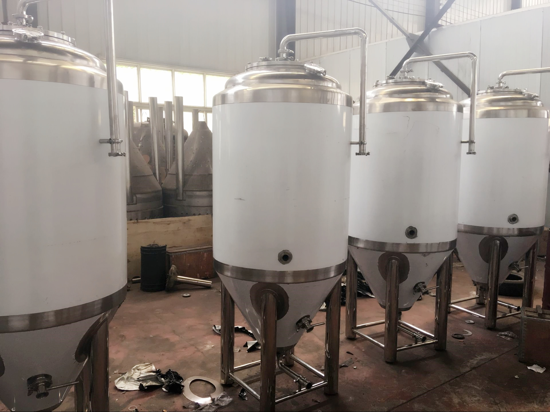 1bbl micro brewery brewing equipment - Degong beer brewing