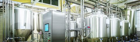 Naše pivovary sú inštalované v USA ... viac ako 100 zákazníkov po celom svete ...