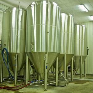 fermentação tanque