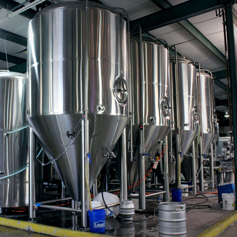 15bbl Industrial Turnkey Steel Brewing System For Sale