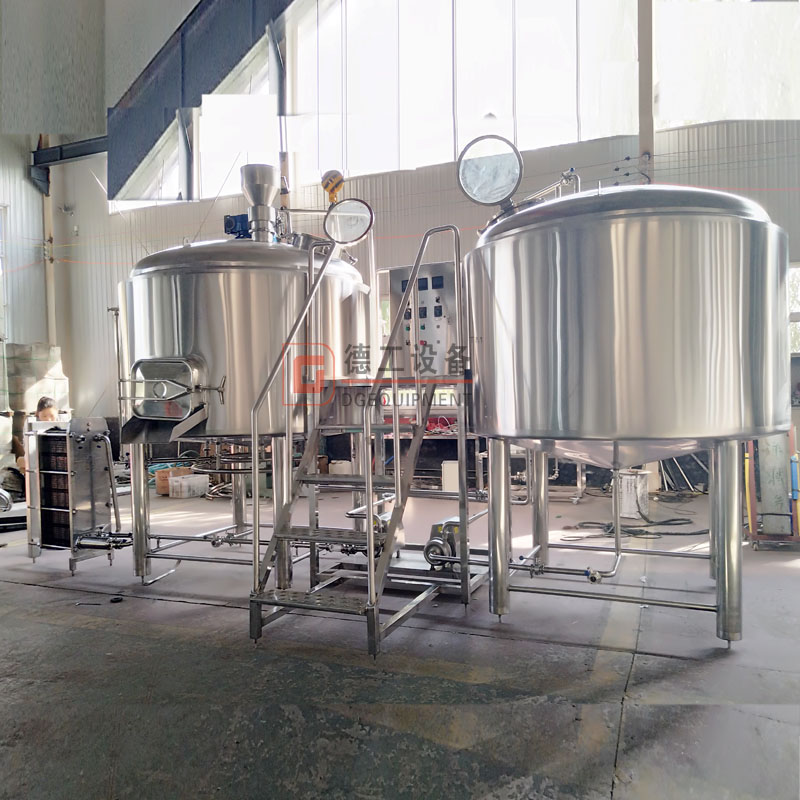 2000l Commercial Used Beer Fermentation Equipment For Sale