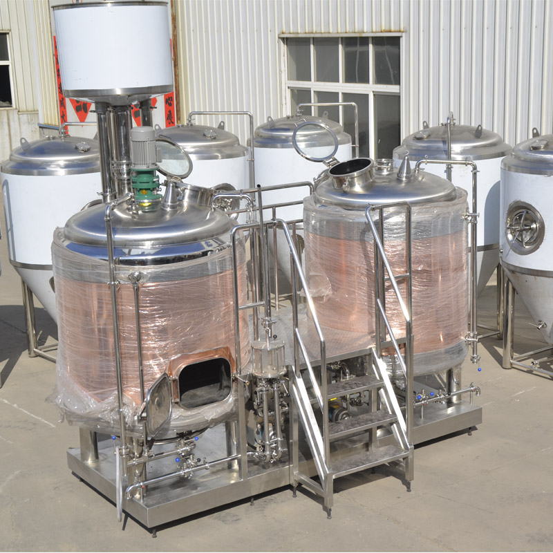 1500l Beer Brewing Brewhouse For Micro Brewery