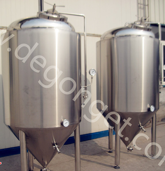 15 Bbl Fermenter Jacketed Stainless Steel