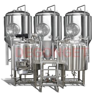 Brewhouse System Microbrewery Brewing Systems Degong
